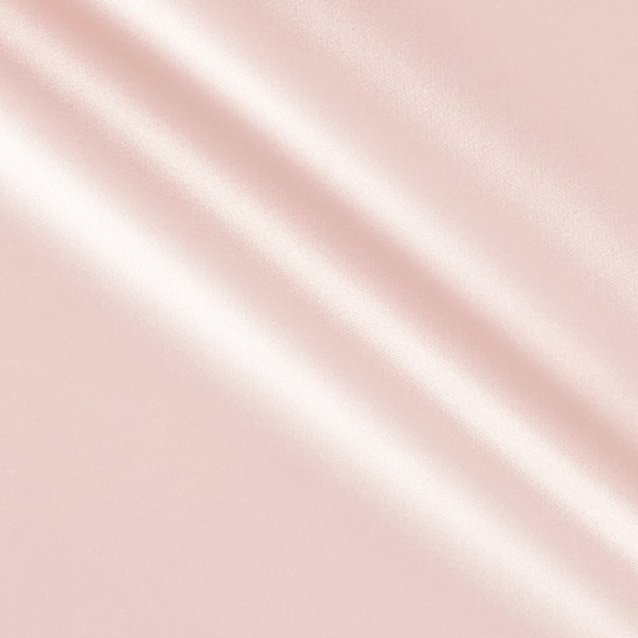 Blush PEAU DE SOIE Tablecloth Rectangular 90in x 156in