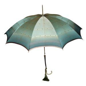 Silk Umbrella Teal