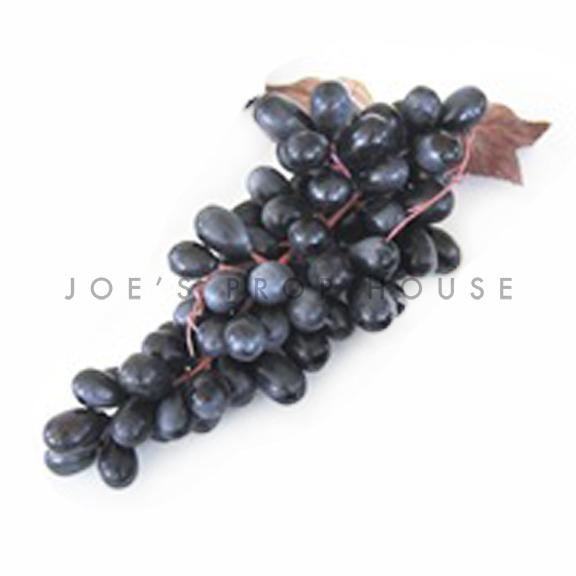 Artificial Black Grapes
