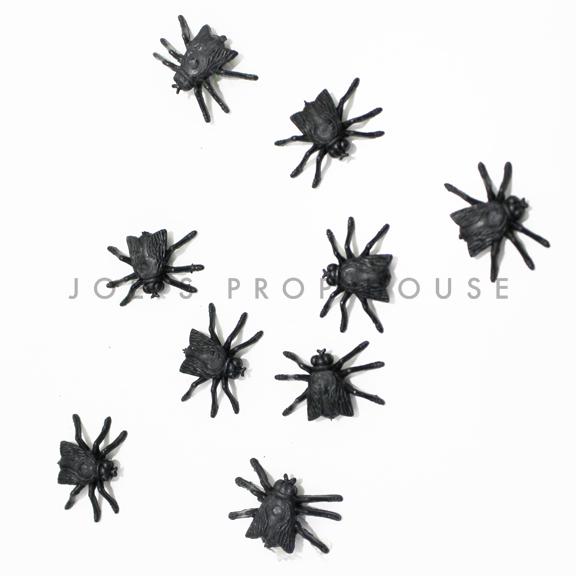 Black Flies - 10 Pack
