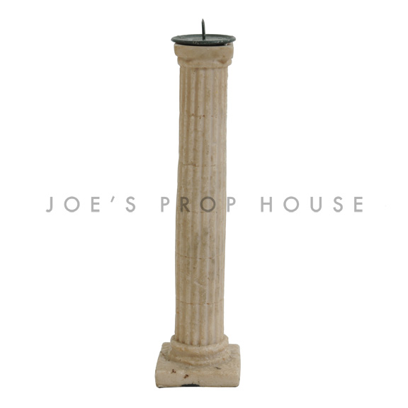 Roman Pillar Candlestick