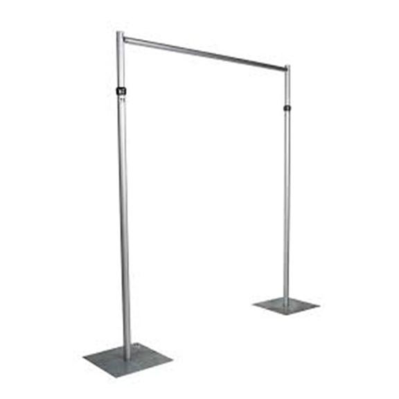 8ft-18ft Upright + Crossbar + Base