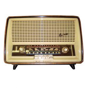 Vintage Verona Blaupunkt Radio