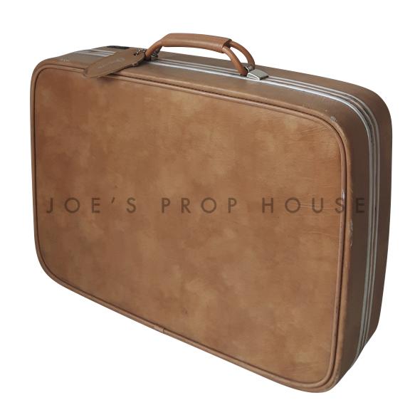 Miller Softshell Suitcase Beige