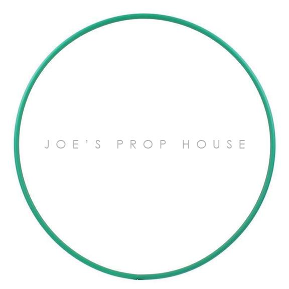 Green Hoola Hoop