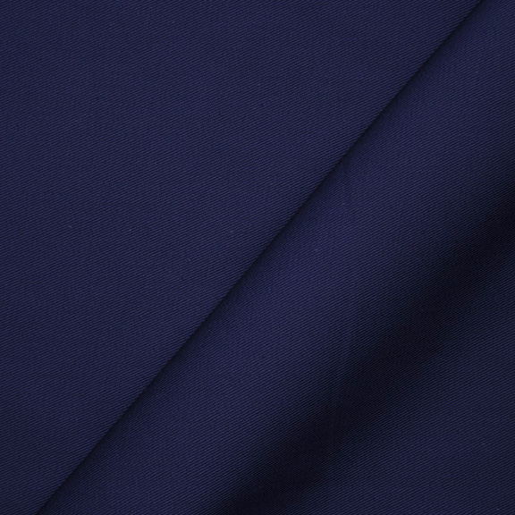 Navy Blue POLYESTER Tablecloth Round 132in