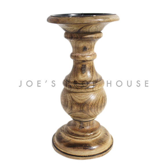 Decker Pillar Candlestick Medium