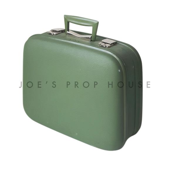 Hardshell Suitcase Green SMALL