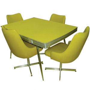 Beatrice Dining Table & Chairs