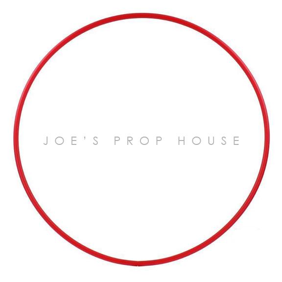 Red Hoola Hoop